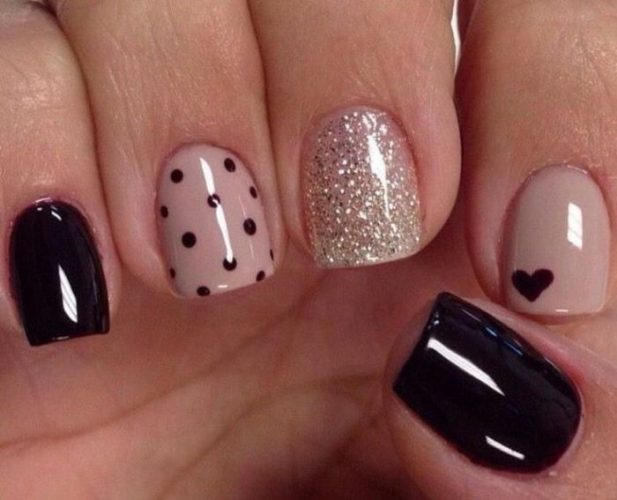 Top Beautiful Easy Nail Art Designs For Short Nails Step By Step