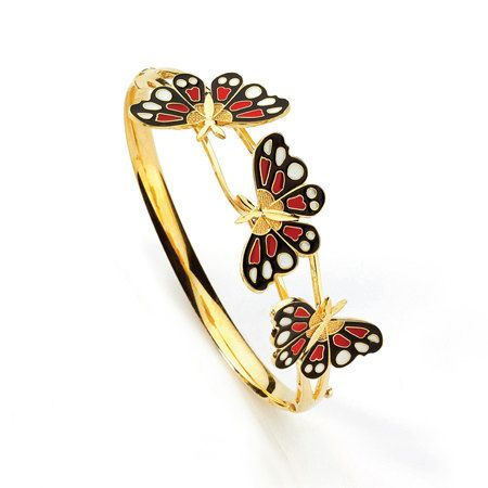 Latest Butterfly Bangles Designs
