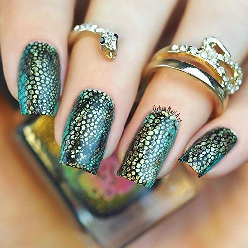 Nail Art Designs For Christmas With HD Images