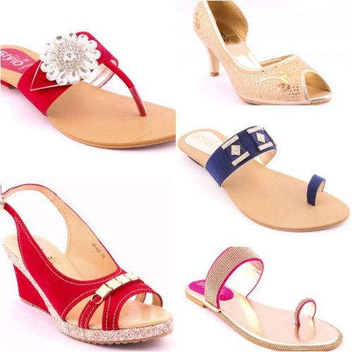 Stylo Shoes Summer Collection For Girls
