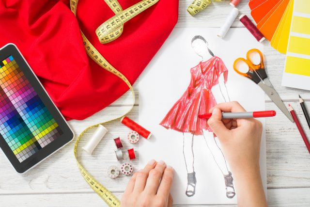 Fashion Designers Job is not easy to handle – Efforts are applied.