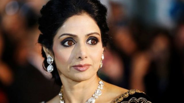 Bollywood star Sridevi Kapoor wins the posthumous acting gong