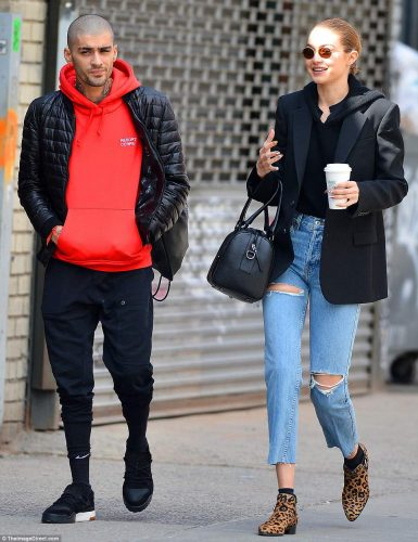 Gigi Hadid And Zayn Malik Are Back Together After One Month Of Breakup