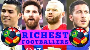 World richest footballers 2018