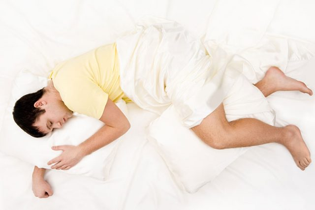 Best Sleeping Positions For Those Who Have Lower Back Pain