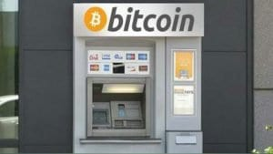 Amsterdam Airport Bitcoin ATM