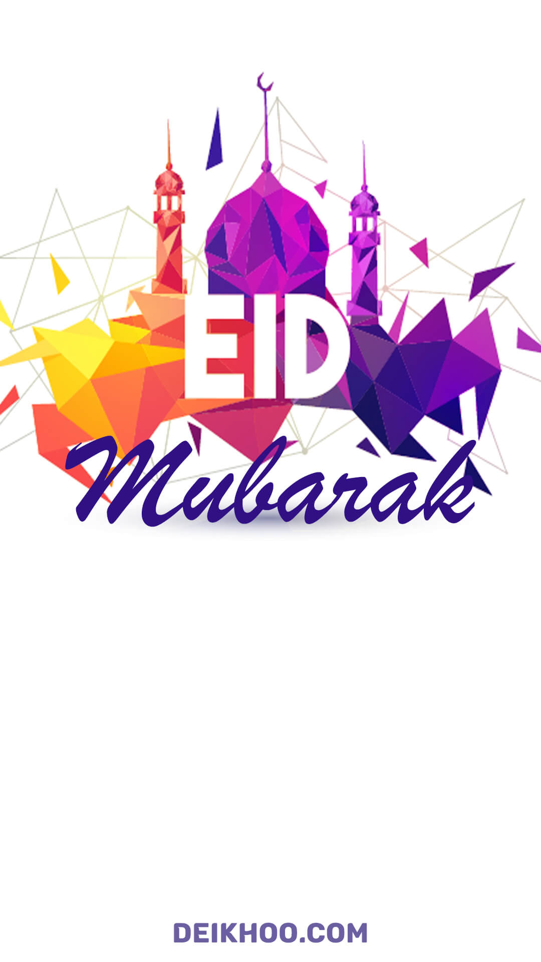 Eid Mubarak to all friends