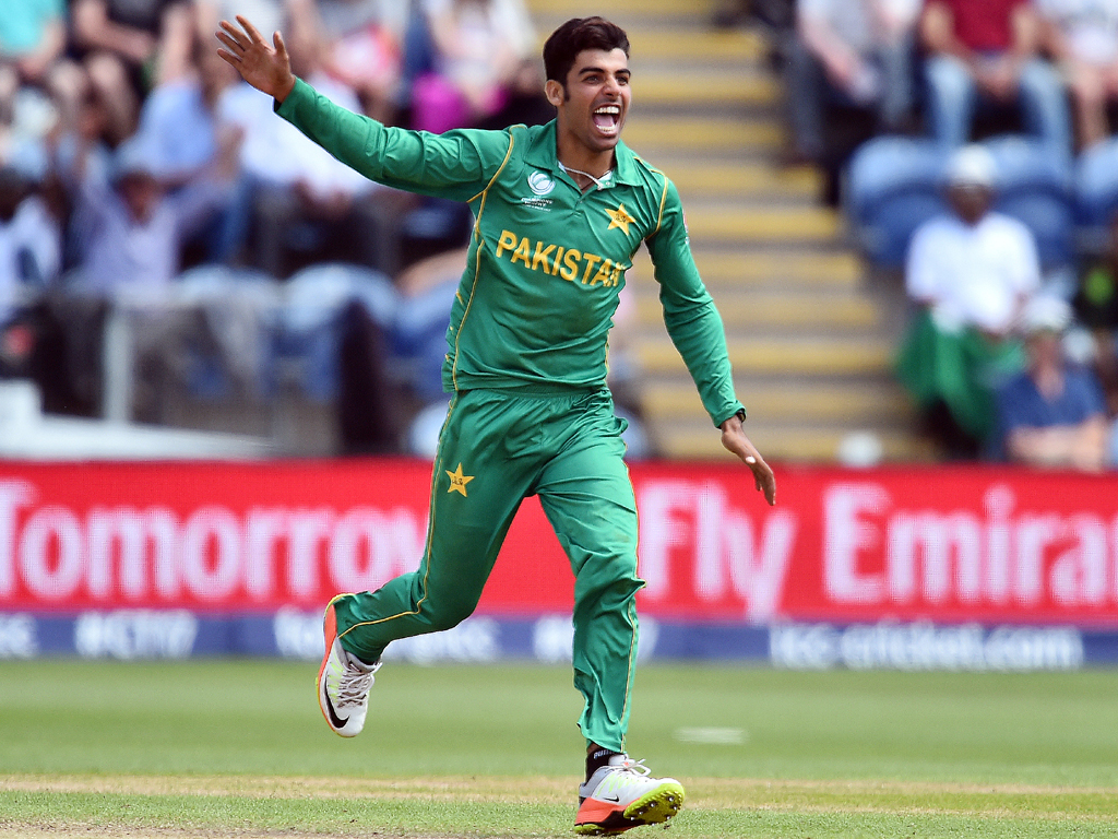 Shadab Khan Biography Records Career Height Age And Life Details